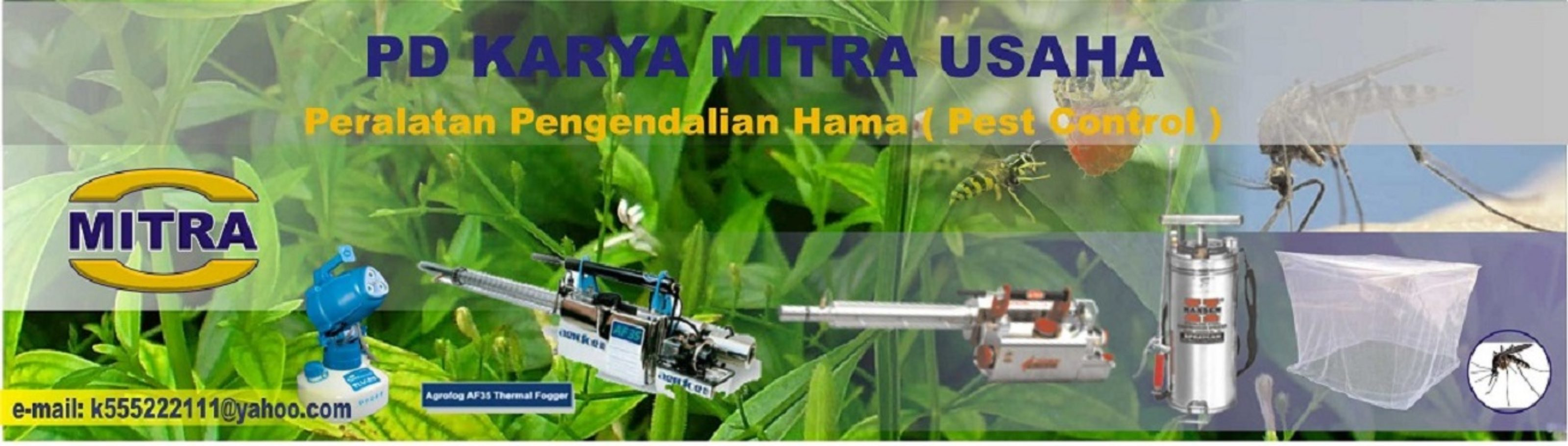 Mesin Fogging, Mist Blower, Sprayer – PD. Karya Mitra Usaha